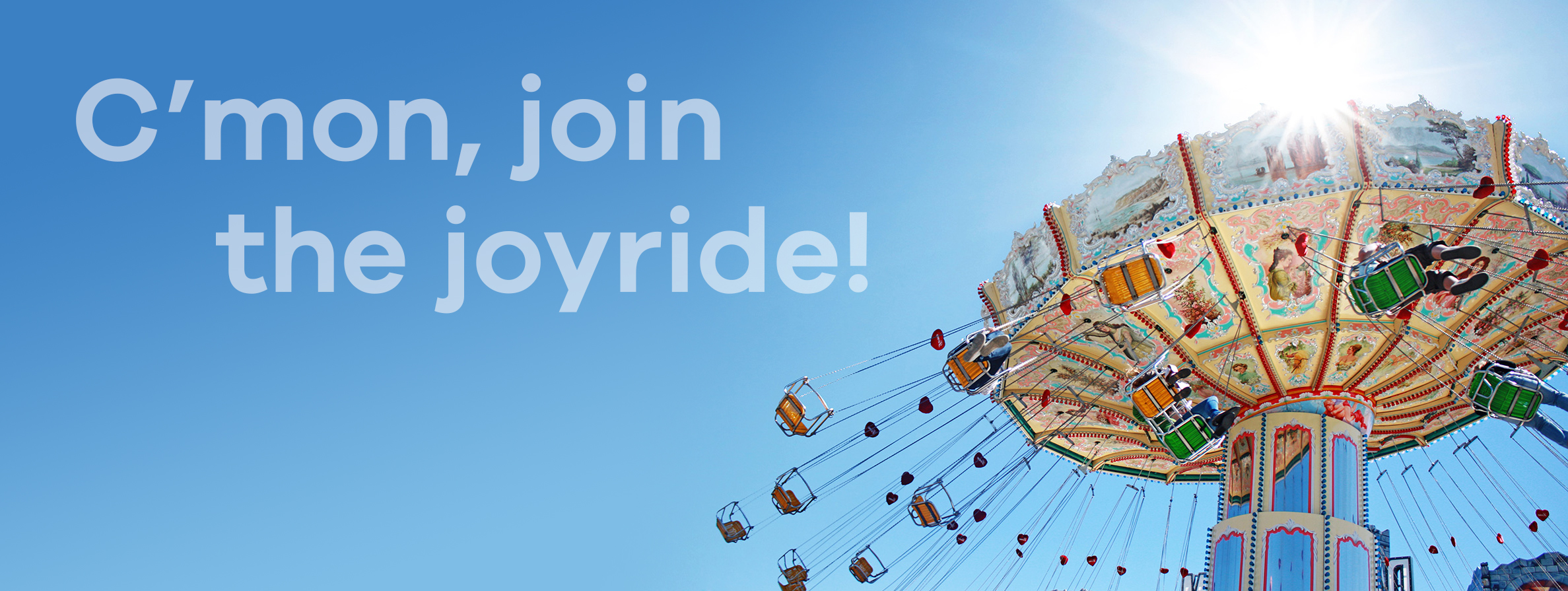 join the joyride